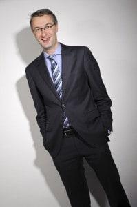 Acteur Olaf van der Hee, acteur voor typetjes, trainingsacteur, assessmentacteur en presentator uit Rotterdam