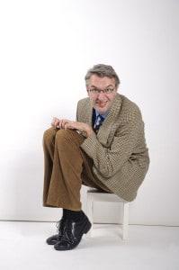 Olaf van der Hee, acteur voor typetjes, trainingsacteur, assessmentacteur en Directeur Willem Claesse in Spotlight van Nickelodeon