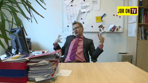 Assessmentacteur Olaf van der Hee, acteur voor assessments