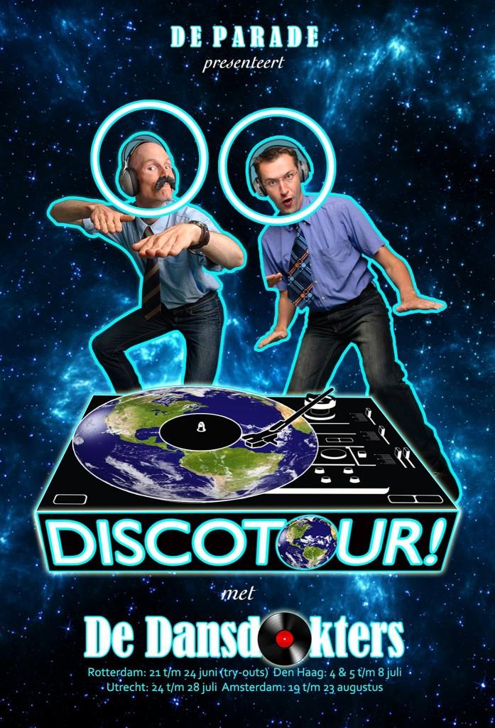 Discotour van De Dansdokters