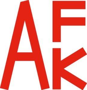 De Nederlandse Taalshow werd financieel ondersteund door het AFK